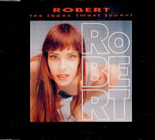 "Robert Les Jupes (Maxi Jupes) CD single (CD5 / 5"") Austrian ERTC5LE218977"