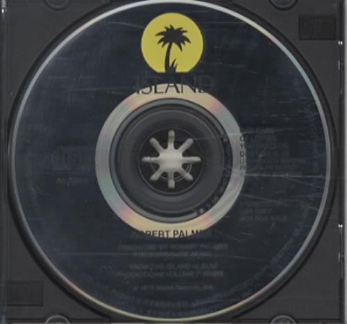 "Robert Palmer Bad Case Of Loving You CD single (CD5 / 5"") US PLMC5BA157241"
