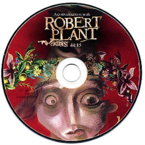 Robert Plant A Conversation With Robert Plant CD album (CDLP) US PLACDAC340946