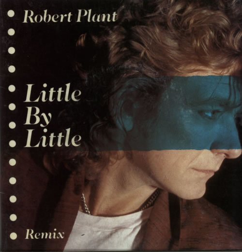 "Robert Plant Little By Little (Remix) - Double Pack 7"" vinyl single (7 inch record) UK PLA07LI59759"
