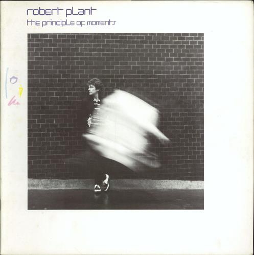 Robert Plant The Principle Of Moments + Ticket Stub tour programme UK PLATRTH770764