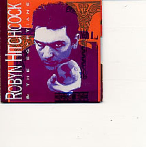 "Robyn Hitchcock Balloon Man - 3"" Gatefold Sleeve 3"" CD single (CD3) US RHIC3BA129635"