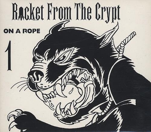 Rocket From The Crypt On A Rope - 3 X CD Single Set 3-CD album set (Triple CD) UK RFC3CON116525