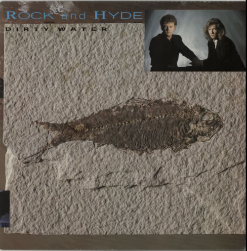 "Rock And Hyde Dirty Water 12"" vinyl single (12 inch record / Maxi-single) UK RXI12DI606213"