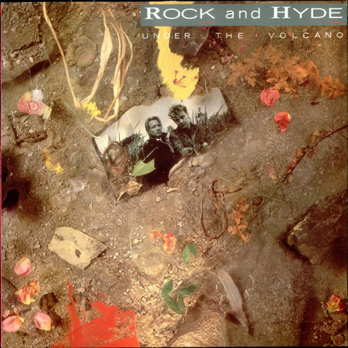 Rock And Hyde Under The Volcano vinyl LP album (LP record) UK RXILPUN517712