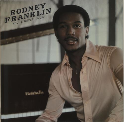 Rodney Franklin You'll Never Know vinyl LP album (LP record) UK R87LPYO683308