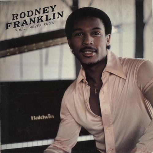 Rodney Franklin You'll Never Know vinyl LP album (LP record) UK R87LPYO706387