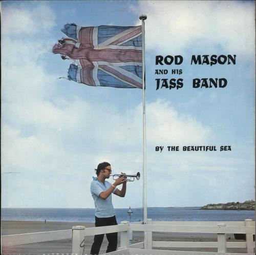 Rod Mason By The Beautiful Sea vinyl LP album (LP record) UK RM8LPBY710541