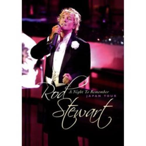 Rod Stewart A Night To Remember DVD UK RODDDAN433967
