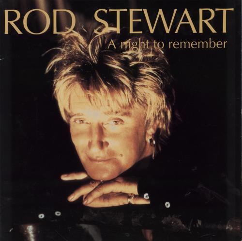 Rod Stewart A Night To Remember tour programme US RODTRAN759648