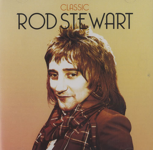 Rod Stewart Classic Rod Stewart CD album (CDLP) Dutch RODCDCL470883
