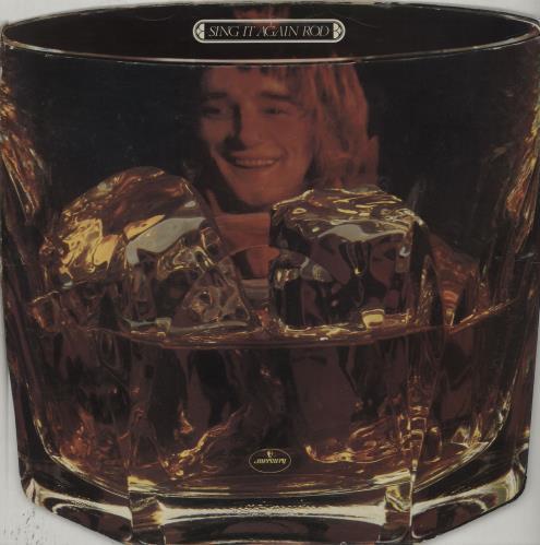 Rod Stewart Sing It Again Rod vinyl LP album (LP record) UK RODLPSI610194