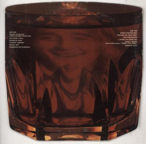Rod Stewart Sing It Again Rod vinyl LP album (LP record) US RODLPSI738261
