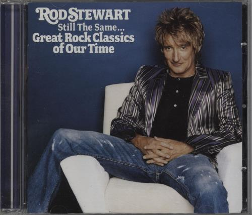 Rod Stewart Still The Same...Great Rock Classics Of Our Time CD album (CDLP) UK RODCDST374149