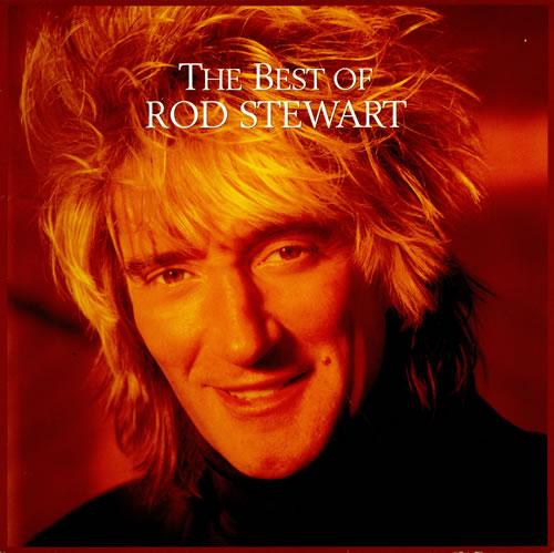 Rod Stewart The Best Of Rod Stewart UK vinyl LP album (LP