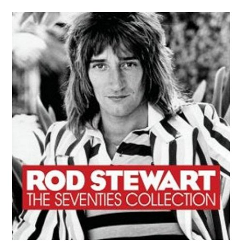 Rod Stewart The Seventies Collection Uk Cd Album Cdlp