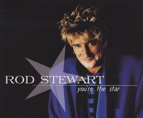 """Rod Stewart You're The Star CD single (CD5 / 5"""") German RODC5YO374351"""