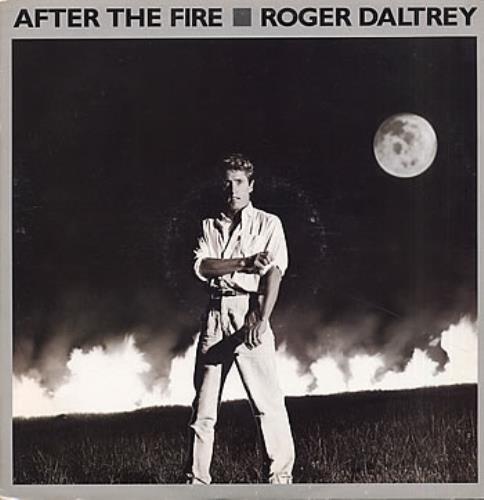 "Roger Daltrey After The Fire 12"" vinyl single (12 inch record / Maxi-single) UK RGD12AF32781"
