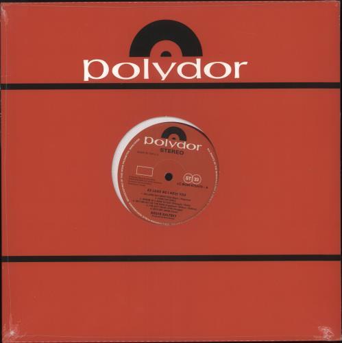 Roger Daltrey As Long As I Have You - Red Vinyl - Sealed vinyl LP album (LP record) UK RGDLPAS736252