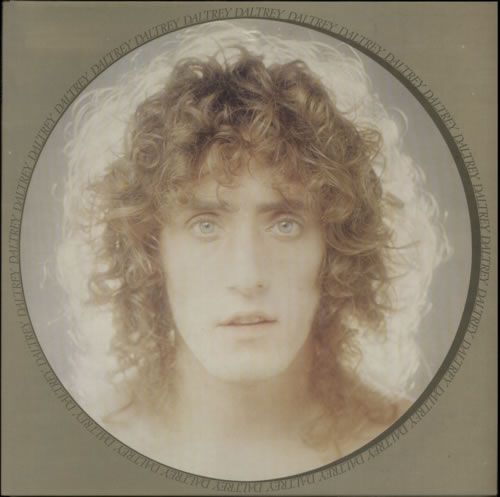 Roger Daltrey Daltrey - 2nd - Textured vinyl LP album (LP record) UK RGDLPDA589130