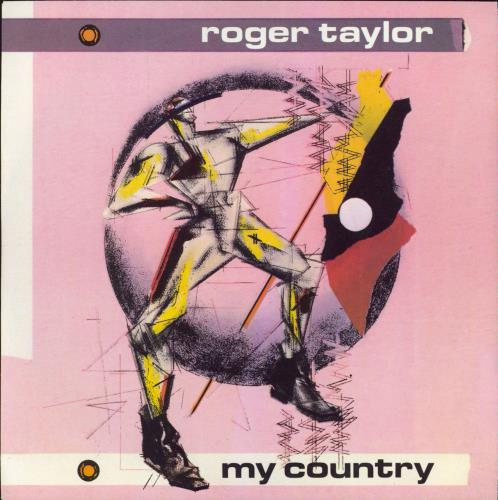 """Roger Taylor My Country - No A-Side Label 7"""" vinyl single (7 inch record) UK ROG07MY768046"""