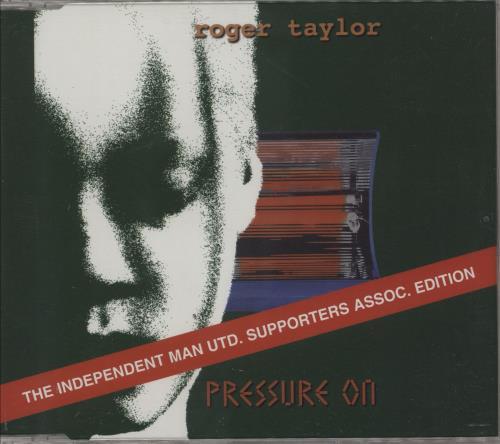 Roger Taylor Pressure On 2-CD single set (Double CD single) US ROG2SPR364307