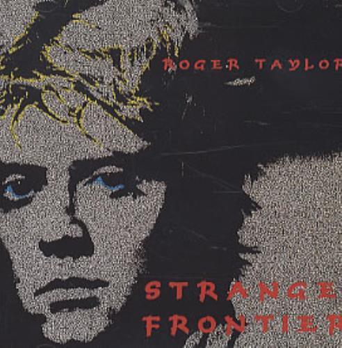 Roger Taylor Strange Frontier CD album (CDLP) UK ROGCDST67051