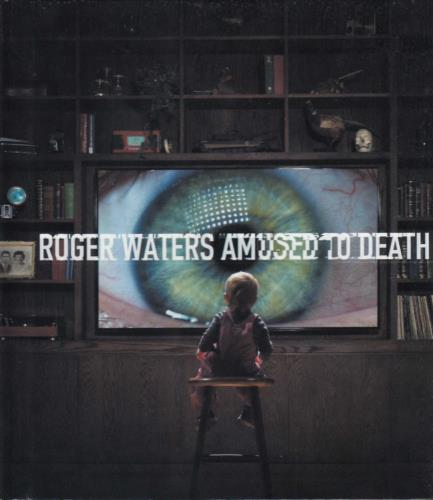 Roger Waters Amused To Death super audio CD SACD US RWASAAM692958