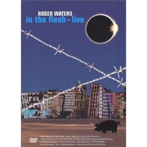 Roger Waters In The Flesh DVD UK RWADDIN208376