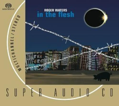 Roger Waters In The Flesh super audio CD SACD US RWASAIN258672