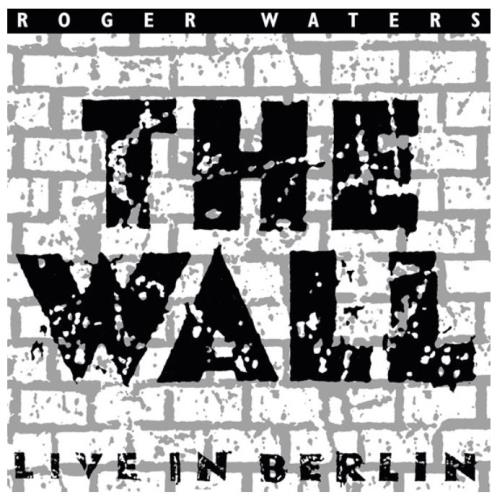 Roger Waters The Wall - Live in Berlin - RSD 2020 - Clear Vinyl 2-LP vinyl record set (Double Album) UK RWA2LTH753116