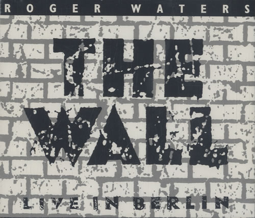 Roger Waters The Wall - Live In Berlin 2 CD album set (Double CD) US RWA2CTH533787