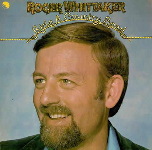 Roger Whittaker Ride A Country Road Uk Vinyl Lp Album Lp