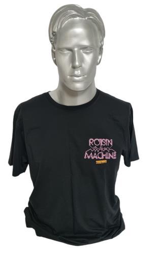 Roisin Murphy Roisin Machine - Black T-Shirt - Large t-shirt UK RMPTSRO771768