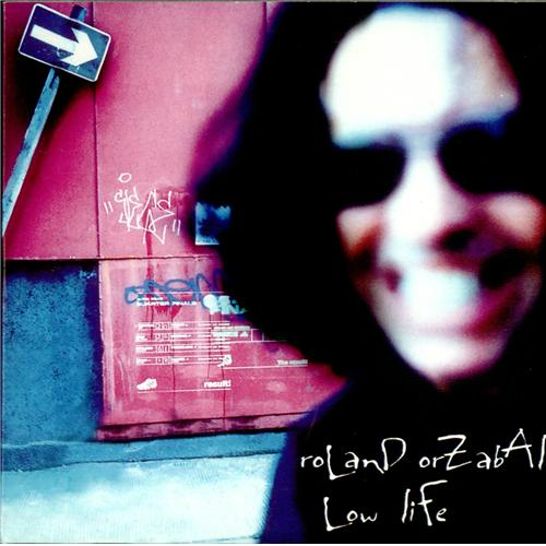 "Roland Orzabal Low Life CD single (CD5 / 5"") UK ORZC5LO189721"