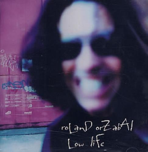 """Roland Orzabal Low Life CD single (CD5 / 5"""") US ORZC5LO195205"""