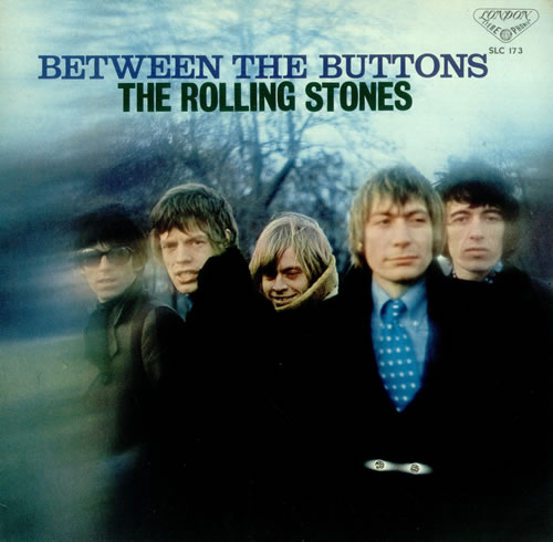 Rolling Stones Between The Buttons Japanese Vinyl Lp Album