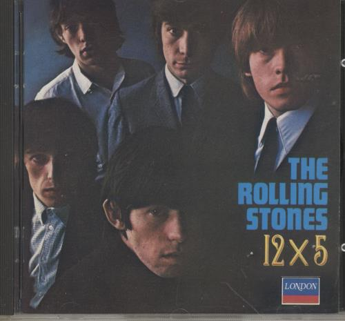 Rolling Stones 12 x 5 - Twelve Times Five super audio CD SACD German ROLSAXT747857