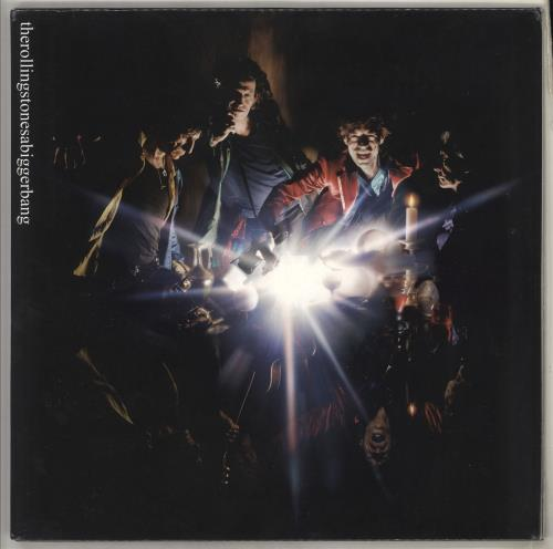 Rolling Stones A Bigger Bang - Sealed 2-LP vinyl record set (Double Album) UK ROL2LAB735215