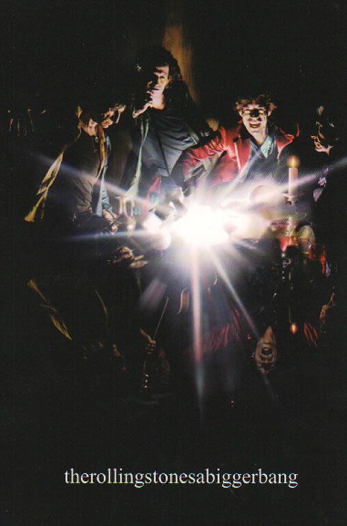 Rolling Stones A Bigger Bang memorabilia UK ROLMMAB636295