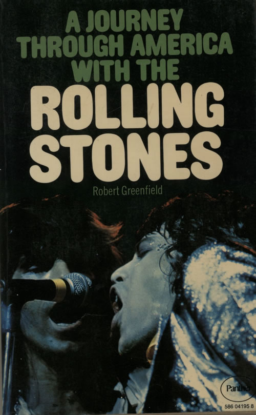 Rolling Stones A Journey Through America With The Rolling
