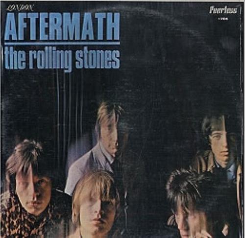 Rolling Stones Aftermath vinyl LP album (LP record) Mexican ROLLPAF171095
