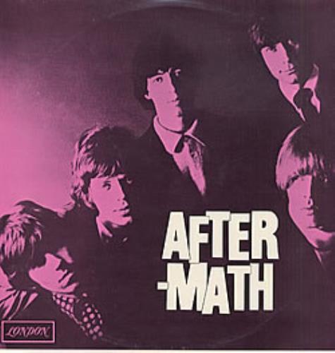 Rolling Stones Aftermath vinyl LP album (LP record) Brazilian ROLLPAF231982