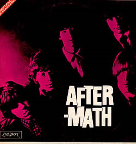 Rolling Stones Aftermath vinyl LP album (LP record) Argentinean ROLLPAF241928