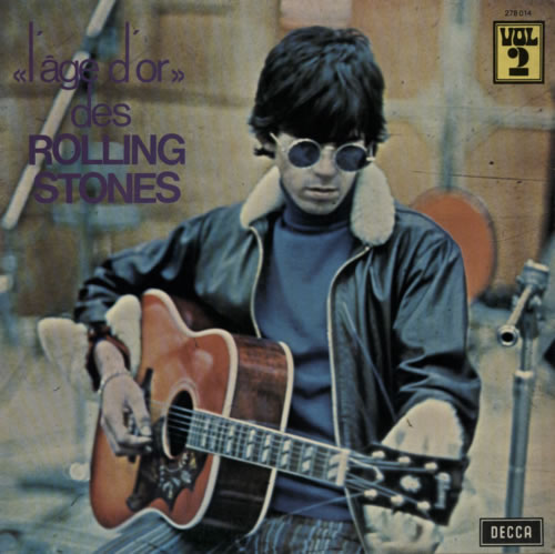 Rolling Stones Around And Around - «l'âge d'or» Vol 2 French