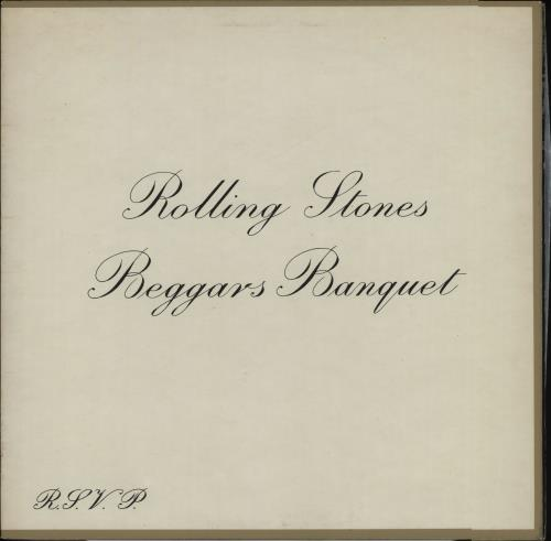Rolling Stones Beggars Banquet - Boxed - Speed/Mirage/Biem vinyl LP album (LP record) UK ROLLPBE675357
