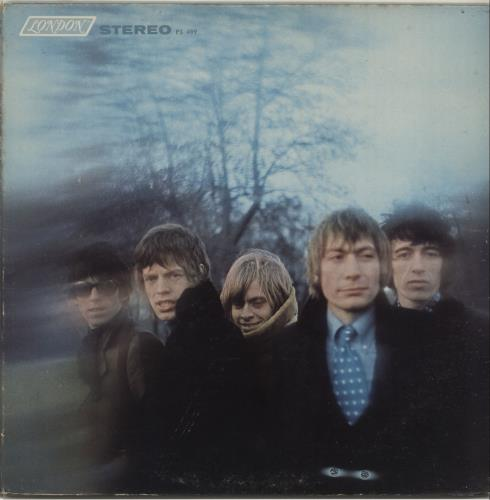 Rolling Stones Between The Buttons - 2nd vinyl LP album (LP record) US ROLLPBE549595