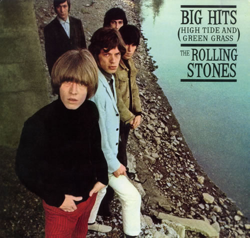 Rolling Stones Big Hits [High Tide And Green Grass] vinyl LP album (LP record) US ROLLPBI551164
