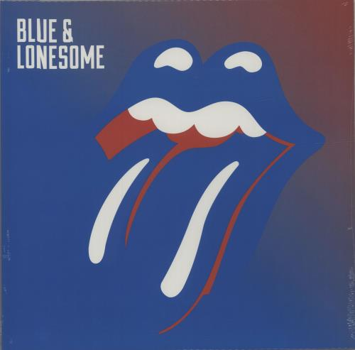 Rolling Stones Blue & Lonesome - 180gram - Sealed 2-LP vinyl record set (Double Album) UK ROL2LBL662166