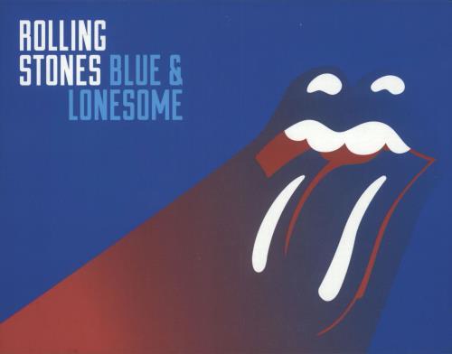 Rolling Stones Blue & Lonesome - Deluxe Box CD Album Box Set Dutch ROLDXBL744732